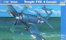 NEW Trumpeter 1/32 Vought F4UF Corsair 02222