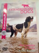 Extraordinary Dogs Dvd 3 Dvd Eukanuba Complete Tv Series Vgc