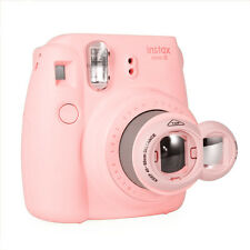 Close Up Lens+Selfie Mirror for Fujifilm Instax Mini 8 7s Polaroid 300 - Pink