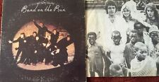 Band On The Run LP Vinyl Record, Good to Very Good Condition
