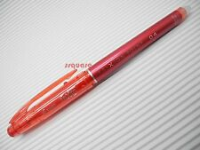 3 x Pilot FriXion 0.4mm Extra Fine Point Erasable Gel Rollerball Pen, Red