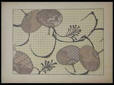DECOR JAPONAIS - 1888 - JAPON, ESTAMPE