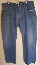 Vintage Levi's 501 Button Fly Denim Jeans 40x33
