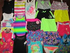 NWT'S Girls Size 7 8 Spring Summer Lot Clothes & Outfits Total G TCP SO Arizona