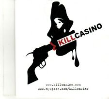 (DP715) Kill Casino, Stolen Eyes - 2007 DJ CD