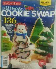 Taste of Home Ultimate Cookie Swap Winter 2016 136 Recipes FREE SHIPPING sb