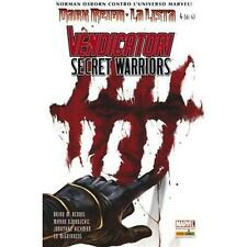 Marvel Miniserie 106 - VENDICATORI SECRET WARRIORS Dark Reign La Lista 4 - NUOVO