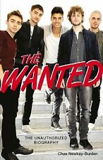 The Wanted: The Unauthorized Biography, Newkey-Burden, Chas, New Books
