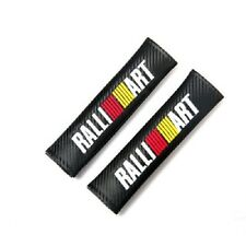 Mitsubishi Ralli-Art Car Shoulder Pads Seat Belt Cushion Pads