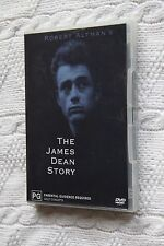 The James Dean Story (DVD), Like new, Region-4, Free shipping within Australia