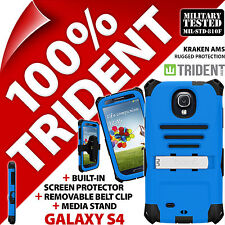 New Trident Kraken AMS Protective Hard Case Rugged Cover For Samsung Galaxy S4