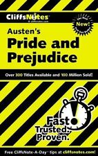 CliffsNotes on Austen's Pride and Prejudice (Cliffsnotes Literature Guides) Kal