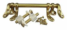 Polished BRASS TOILET SEAT HINGE Universal fit