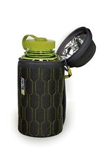 New Authentic Nalgene Bottle Carrier Insulated for 32 Oz bottles Gray 2355-0012