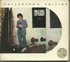 Joel, Billy 52nd Street GOLD CD Mastersound SBM mit Slipcover CK 64412