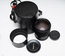 Pro modded standard m42 EBC Fujinon T 135mm f/2.5 Telephoto Prime lens m4/3 NEX
