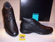 Scarpe classiche alte scarponcini D'Alessandro uomo polacchini neri 40 42 43 44