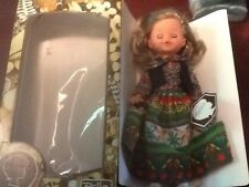 Bella French Nicky doll in box vintage collectable