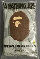 A Bathing Ape Classics 2008 Grey Star Zipper Hoodie XL Sweater Authentic BAPE