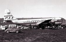 BOEING STRATOCRUISER Bundle 1 EIGHT 6x4 prints for price of 4 - PAN AM GHANA NW