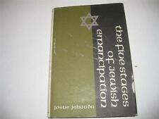 The five stages of Jewish emancipation by Josue Jehouda