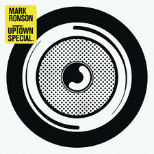 Mark Ronson Uptown Special Limited Edition Yellow Vinyl plus Dowload LP