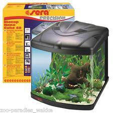 sera Biotop Nano Cube 60 - Süßwasser Komplettaquarium 60 Liter  /  31102