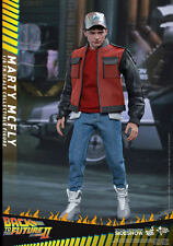 Marty McFly (Volver al Futuro Parte II) Michael J Fox 1/6 Hot Toys UK enviado