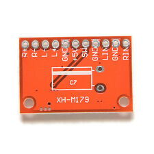 Mini Digital power Audio Amplifier Board For MP3 MP4 notebook 3W 2 Channels CA12