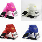 Good Quality Everlast Boxing Training Gloves 10 12 14 16 oz Five ColorsQ