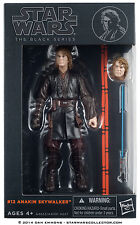 "Star Wars The Black Series 6"" Wave 4 #12 Anakin Skywalker 100% New UK"
