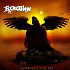 REBELLION - Unreleased Sessions (NEW*US METAL MASTERPIECE*WARLORD*SYRIS*L.LORD)