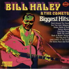 """12"""" Bill Haley & The Comets Biggest Hits (Rock Around The Clock) Somerset"""