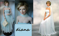 DIANA PRINCESS OF ELEGANCE by FRANKLIN MINT Porcellana Rarissima!
