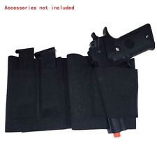 New Concealed Belly Band Holster Under Cover Elastic Abdominal Pistol Pouches