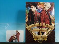 CD+DVD SUPER JUNIOR Donghae & Eunhyuk D&E I Wanna Dance Photo card First Press