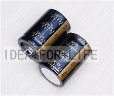 2pc NICHICON KG GOLD TUNE 10000UF 63V AUDIO GRADE ELECTROLYTIC CAPACITOR #E181-b