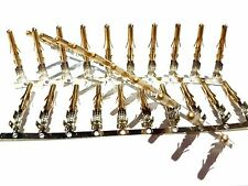 eXXtreme CPU Gold Plated Molex pins (male) 30 - Pack