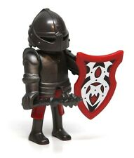 Playmobil Figure Custom Castle Barbarian Helmet Body Armour Shield 4811 5001