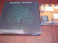 NICK DRAKE FRUIT TREE 3 LP BOXSET & DVD LIMITED TO 2000 PIECES + TUCK BOX 5 CDS