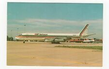 CF Airfreight Douglas DC8-62F Aviation Postcard, A670