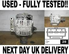FORD TRANSIT ALTERNATOR 2.4 DIESEL 2000 2001 2002 2003 to 2006 BOSCH 0124325100