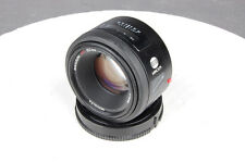 Minolta Maxxum 50mm f/1.7 AF Lens For Minolta Auto focus Sony Alpha DSLR A Mount