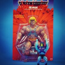 MASTERS OF THE UNIVERSE GIANT HE MAN, motuc, he man, she-ra, pop,