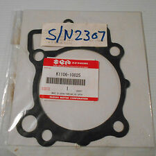 GENUINE SUZUKI PARTS BASE GASKET RM-Z250 2004/2006 K1106-10025
