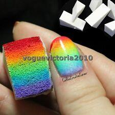 3Stk Nagel Schwämme Sponge Stamping für DIY Gradient Nail Art Maniküre