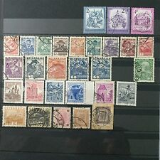 #296 Austria mixed postal stamps from collection Osterreich