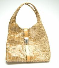 """Women's Handbag Made By Oxone In France. Ex. Used. LxDxH=8x8x7""""."""