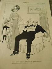 Sucrerie Charmant ce salon Une vraie Bonbonnière je suis fondant Print 1910