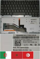 CLAVIER QWERTY ARABE DELL Latitude E6420 NSK-DV0BC PK130FN1B29 0M1HH7 Backlit